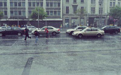 Wody opadowe w przestrzeni miejskiej